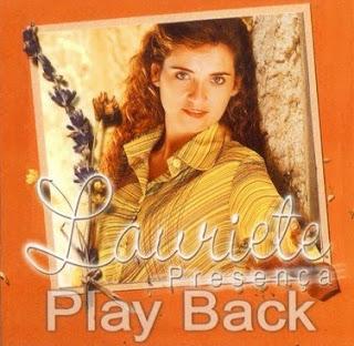 Lauriete   Presença (2002) Play Back | músicas