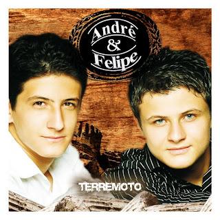 André & Felipe   Terremoto (2008) | músicas