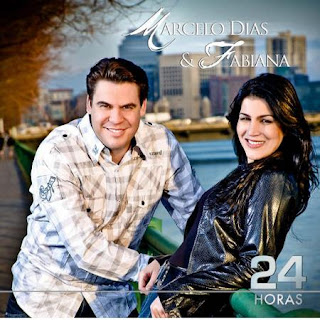CD Marcelo Dias e Fabiana   24 Horas (Playback)
