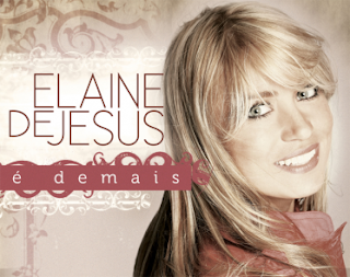 Elaine De Jesus - � Demais - Playback