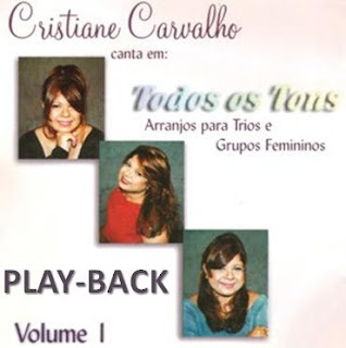 Cristiane Carvalho – Todos Os Tons (2000) PlayBack