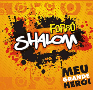 Download CD Banda Shalom   Meu Grande Herói