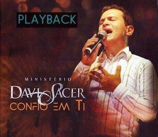 Davi Sacer - Confio Em Ti (2010) Play Back
