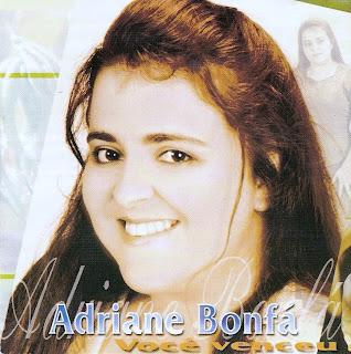 Adriane Bonf� - Voc� Venceu (Voz e Playback)
