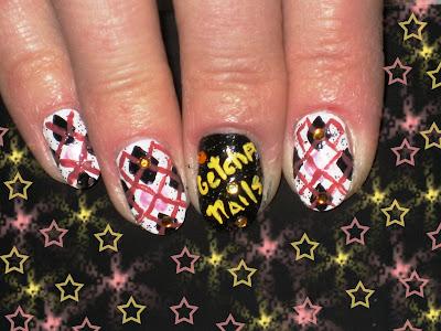 Stylish nail art Designs