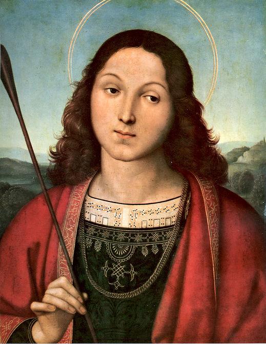 la tempesta di giorgione. Giorgione, Boy with an Arrow,