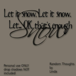 http://linda-ohwhatfun.blogspot.com/2010/01/let-it-snow.html