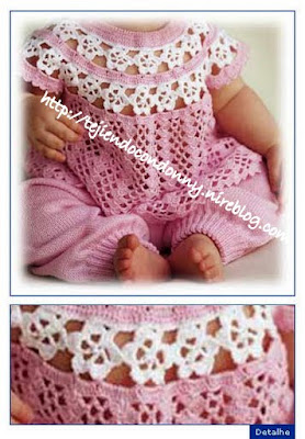 Albuns Crochet Vestidos Bebe Picasa Web Wallpapers Real Madrid