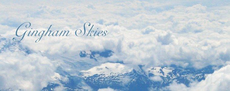 Gingham Skies