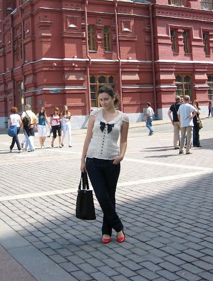 Nina Red Square