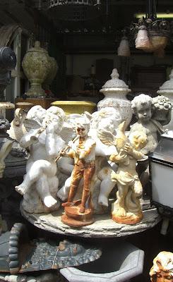 Clignancourt market Paris