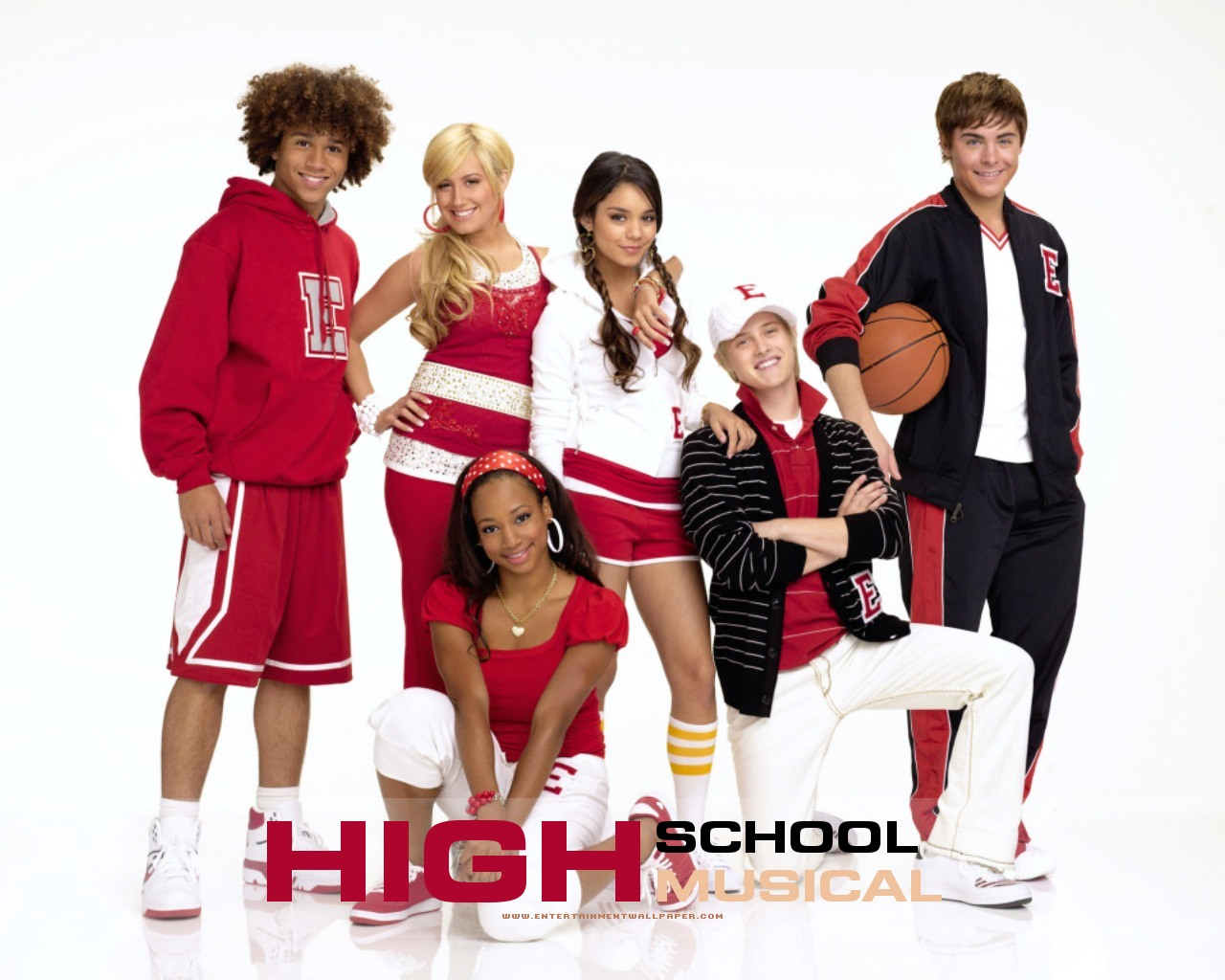 escuchar canciones de high shool musical: