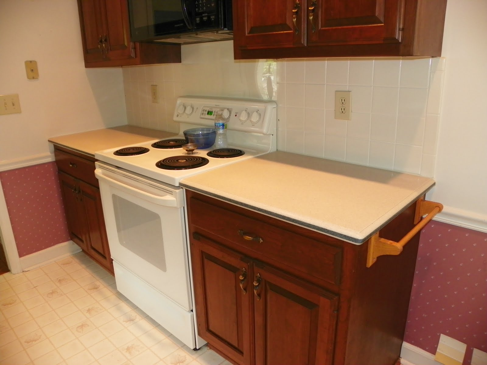 Countertop Repair Blog: Retro Fab Corian Countertop, Re Use Corian ...