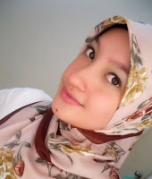 A Beautiful Muslimah With Jilbab