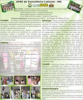 Projeto BrilhAPAE