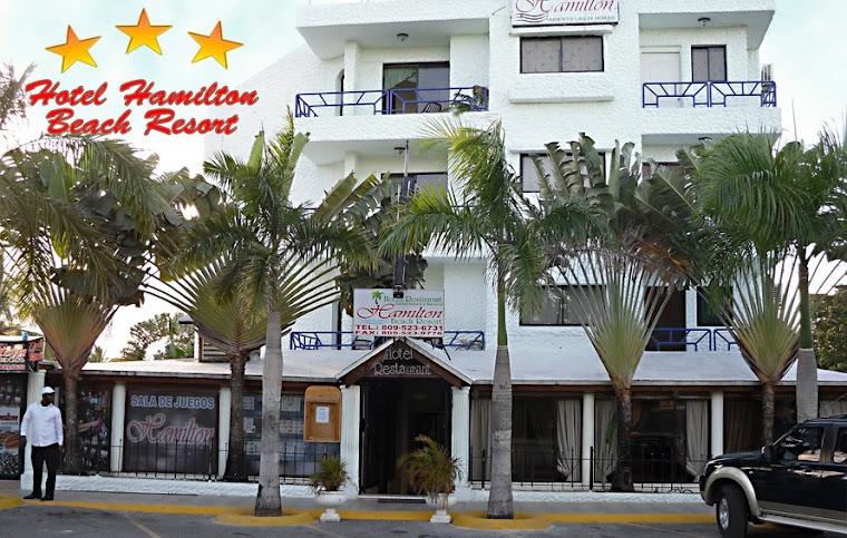 hOTEL HAMILTO, Beac Resort
