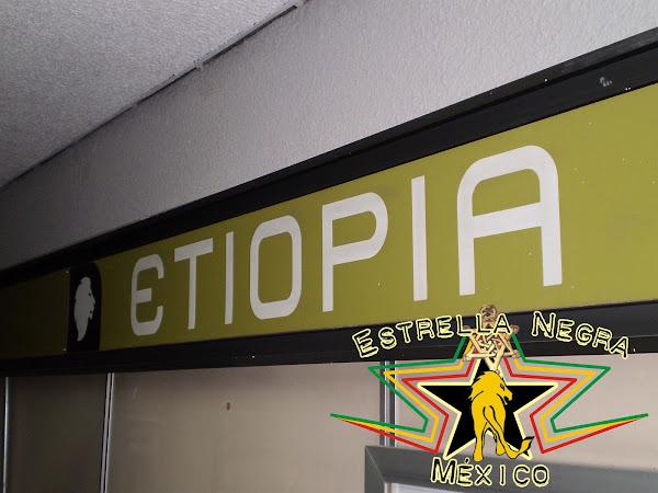 Estación del Metro ETIOPÍA