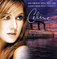 """My Heart Will Go On"" Celine Dion"