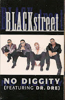 """No Diggity"" BLACKstreet featuring Dr. Dre & Queen Penn"