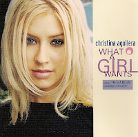 90's Music Christina Aguilera - What A Girl Wants