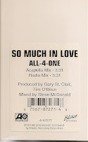 90's Music All 4 One - So Much In Love