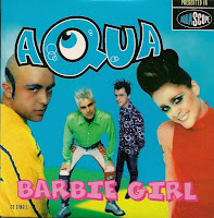 90's Music Aqua - Barbie Girl