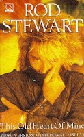 """90's Music """"This Old Heart Of Mine"""" Rod Stewart with Ronald Isley"""