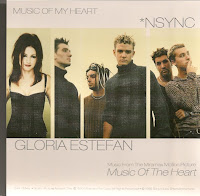 "90's Music ""Music Of My Heart"" Gloria Estefan & *NSYNC"