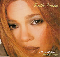 "90's Music ""All Night Long"" Faith Evans featuring Puff Daddy"