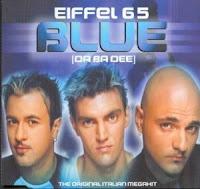 "90's Music ""Blue (Da Ba Dee)"" Eiffel 65"