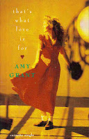 """90's Songs """"That's What Love Is For"""" Amy Grant"""