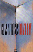 """90's Songs """"Don't Cry"""" Guns N' Roses"""