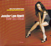 "90's Songs ""How Do I Deal"" Jennifer Love Hewitt"