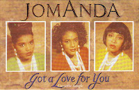 "90's Girl Groups ""Got A Love For You"" Jomanda"