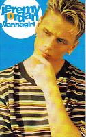 "90's Music ""Wannagirl"" Jeremy Jordan"