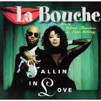 """90's Songs """"Fallin' In Love"""" LaBouche"""