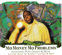 """Mo Money Mo Problems"" Notorios B.I.G. featuring Puff Daddy & Mase"