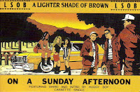 "90's Songs ""On A Sunday Afternoon"" Lighter Shade Of Brown"