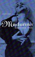 """""""Rescue Me"""" Madonna"""