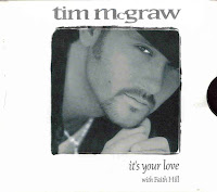 "90's Songs ""It's Your Love"" Tim McGraw with Faith Hill"