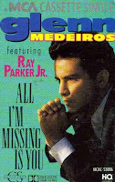 """All I'm Missing Is You"" Glenn Medeiros featuring Ray Parker Jr."