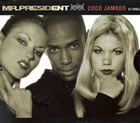 """Top 100 Songs 1997 """"Coco Jamboo"""" Mr. President"""