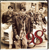 "Top 100 Songs 1997 ""Invisible Man"" 98 Degrees"