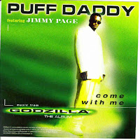 """Come With Me"" Puff Daddy featuring Jimmy Page"