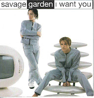 """I Want You"" Savage Garden"
