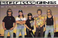 """Wind Of Change"" Scorpions"