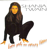 """Come On Over"" Shania Twain"