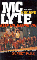 """Keep On, Keepin' On"" MC Lyte featuring Xscape"