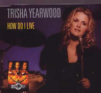 "1997 Oscar Nominated Song ""How Do I Live"" from Con Air - Trisha Yearwood"