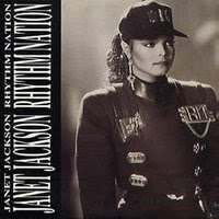 "Top 100 Songs 1990 ""Rhythm Nation"" Janet Jackson"